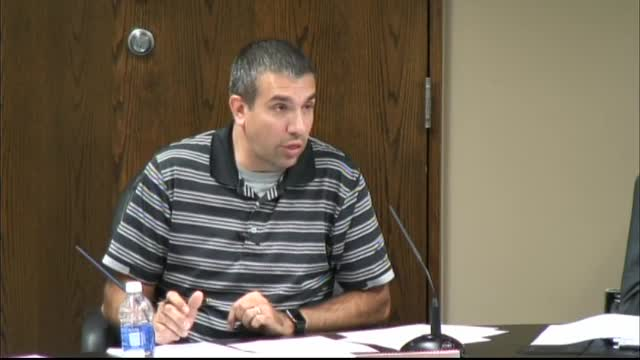 Park District Board Meeting- October 22, 2015