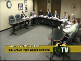 Park Board Meeting - March 28, 2013