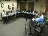 Park Board Meeting - August 8th, 2013
