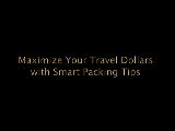 EGPL Presents: Maximize Your Travel Dollars With Smart Packing Tips