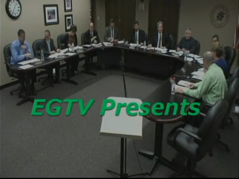 Park Board Meeting - March 26, 2015