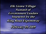 Elk Grove Summit of Government Leaders Impacted by the Ring Road Expressway