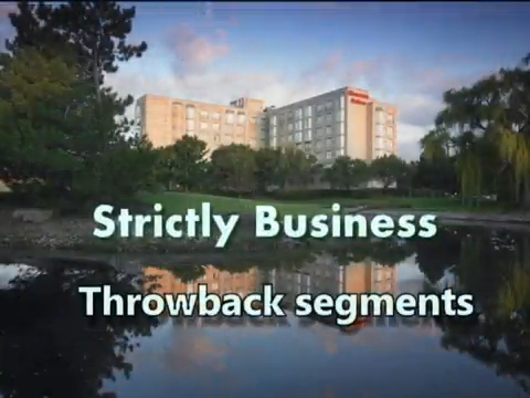 Strictly Business - Throwback Segments